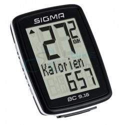Cyklopočítač Sigma BC 9.16