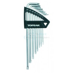 Sada kľúčov Topeak TORX WRENCH SET - 8 ks