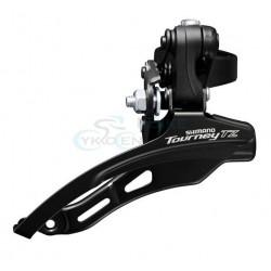 prešmyk Tourney TZ510 pre 3x6,7-kolo, horný ťah, Down Swing (28,6mm), pre 48.zub.