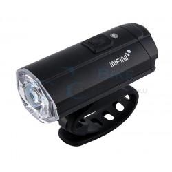svetlo Infini TRON 500 predné 6.funkcií, čierne, USB