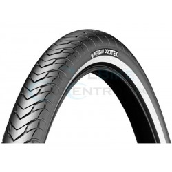 Plášť 700x40c Michelin Protek, drôt, Reflexný pás