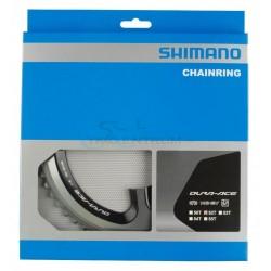 prevodník Shimano Dura Ace 52.zub, FC9000 , pre 52/36.zub, 110mm, čierny