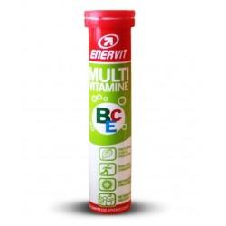 ENERVIT MULTI-10 vitamínov, 20 šumivých tabliet