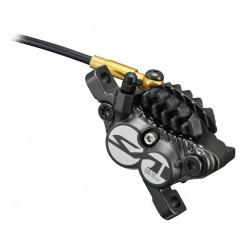 strmeň brzdy Shimano Saint M820, hydraulický, Post Mount + platničky H03C