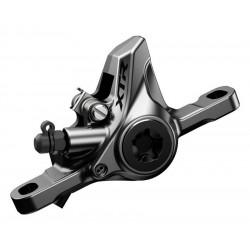 strmeň brzdy Shimano XTR M9100, hydraulický, Post Mount + platničky K02Ti