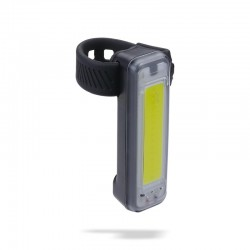 výkonné predné Led svetlo s USB nabíjaním BBB BLS-136 Signal
