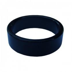 """Podložka hlavového zloženia A-Head 1 1/8"""" , 10x2,5mm, dural, čierna"""