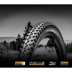 plášť 26x2,20 Continental Cross King, RaceSport, kevlar