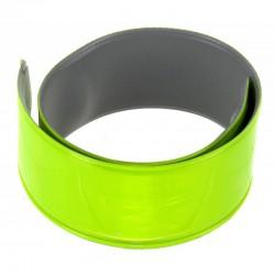 Reflexná páska žltá, samonavíjacia, 30x450mm, kus