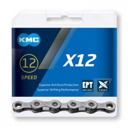 Reťaz KMC X12 EPT, 12.kolo