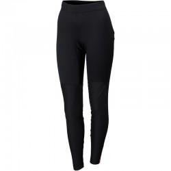 dámske nohavice Sportful TD Mid elastické, čierne