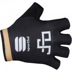 rukavice Sportful SAGAN GOLD, čierne