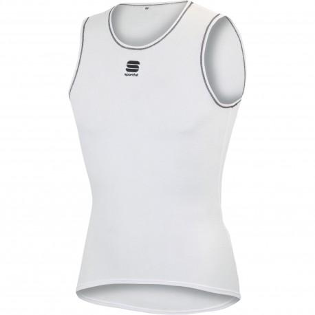 skampolo sportful Thermodynamic Lite Sleeveless Base Layer, biele