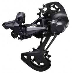 prehadzovač Shimano XT RD-M8120SGS-2x12.kolo, čierna, super dlhé ramienko, Shadow+