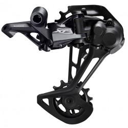 prehadzovač Shimano XT RD-M8100SGS-1x12.kolo, čierny, super dlhé ramienko, Shadow+