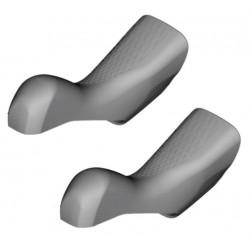 gumy na Dual-Control Shimano ST-R7020/4720, ST-RX600/RX400, BL-RX600L,  čierne
