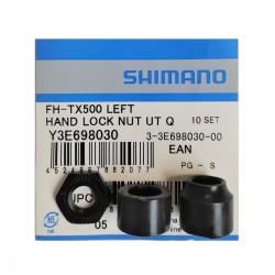 zadný kónus Shimano FH-TX500, ľavý
