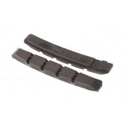 brzdové gumičky Shimano M70R2 pre M950, V-Brake Cartridge