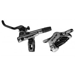 predná hydraulická brzda Shimano XTR M9120, Post Mount, 1000mm hadica+platničky N03A