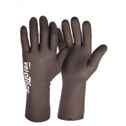 nepremokavé zimné cyklistické rukavice Velotoze