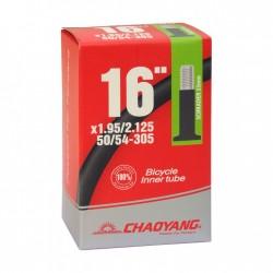 duša 16x1,95-2,125 AV33mm, ChaoYang