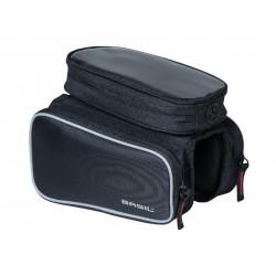 taška na hornú rámovú trubku Basil Sport Design, dvojdielna ( top tube frame bag double ) M