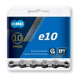 Reťaz KMC e10 EPT pre elektrobicykle, 10.kolo