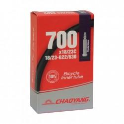 duša 700x18-25, GV60mm, ChaoYang