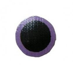 záplata na veloduše, priemer 25 mm, KUS
