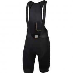 kraťasy s trakmi Sagan Line - Sportful SAGAN GOLD bodyfit cl, čierne