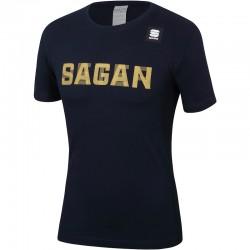 tričko s krátkym rukávom Sagan Line - Sportful PETER SAGAN, modré
