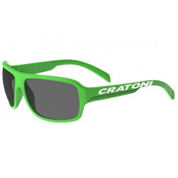 Okuliare Cratoni C-Ice Junior , neongreen glossy