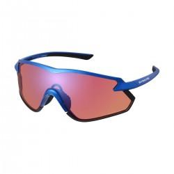okuliare Shimano S-PHYRE X, metalické modré, RideScape OFF-ROAD