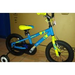 detský bicykel Snake Boy 14, dural