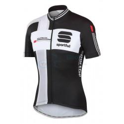 dres pánský SPORTFUL Grupetto Team čierný