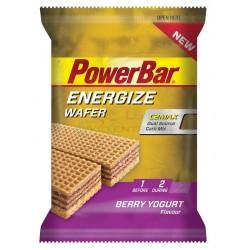 tyčinka PowerBar Energize Wafer 40g lesne ovocie / jogurt