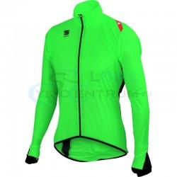ľahká bunda Sportful Hot Pack 5, zelená fluo