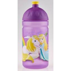 zdravá fľaša 500ml, RaB motív Princezná