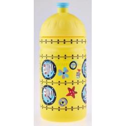 zdravá fľaša 500ml, RaB motív Ponorka