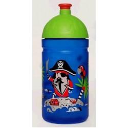 zdravá fľaša 500ml, RaB motív Pirát