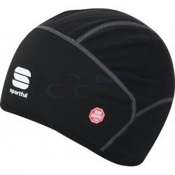 zimná ciapka pod prilbu Sportful Windstopper - čierna