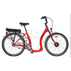 elektrobicykel Liberty e-COMFY Steel