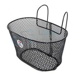 košík predný detský, závesný, oceľový