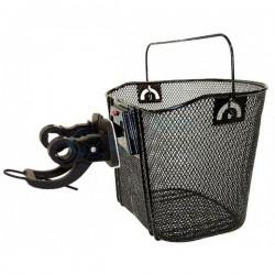 košík predný s clip úchytom na priemer riaditok 22,2-25,4 mm