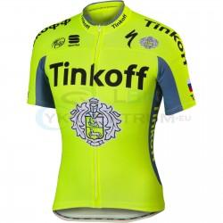 dres Sportful Tinkoff Bodyfit Pro Team, zlty