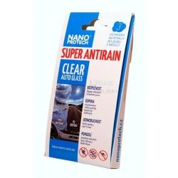 ošetrenie čelného skla nanoprotech super antirain standard