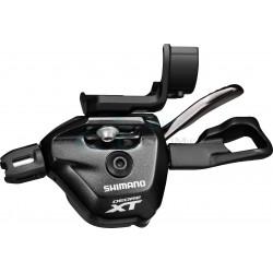 radenie Shimano XT SL-M8000, 2/3.rýchl, ľavá, čierna, I-Spec II
