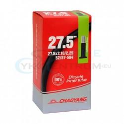 duša 27,5x2,10-2,25, AV40mm, ChaoYang