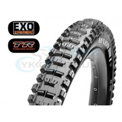 Plášť 27,5x2,60 MAXXIS Minion DHR II kevlar EXO TR 120TPI 3C Maxx Terra