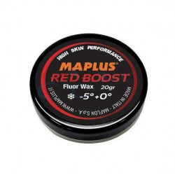 MAPLUS Red Boost Fluor WAX High Skin Performance, 20 gram